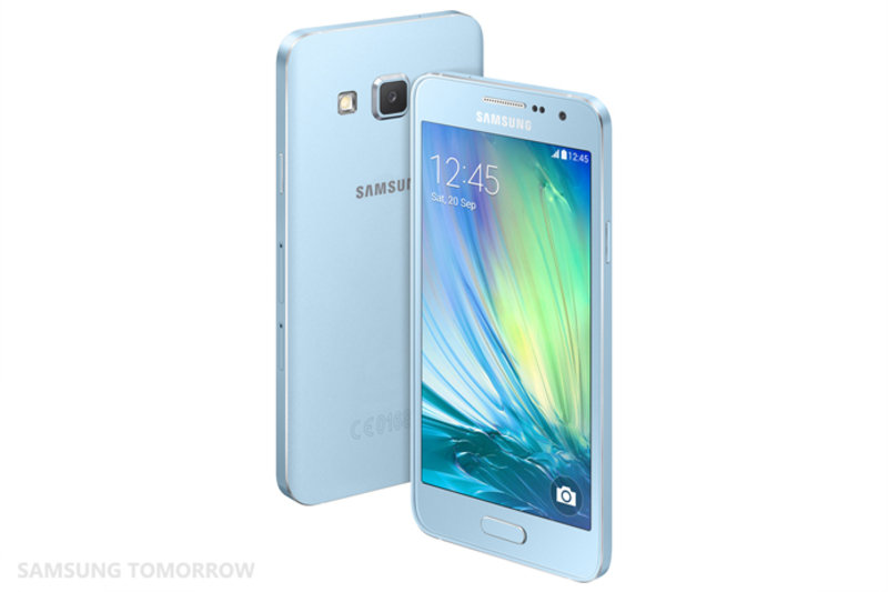 Samsung's Galaxy A5 and A3 smartphones are its thinnest ever