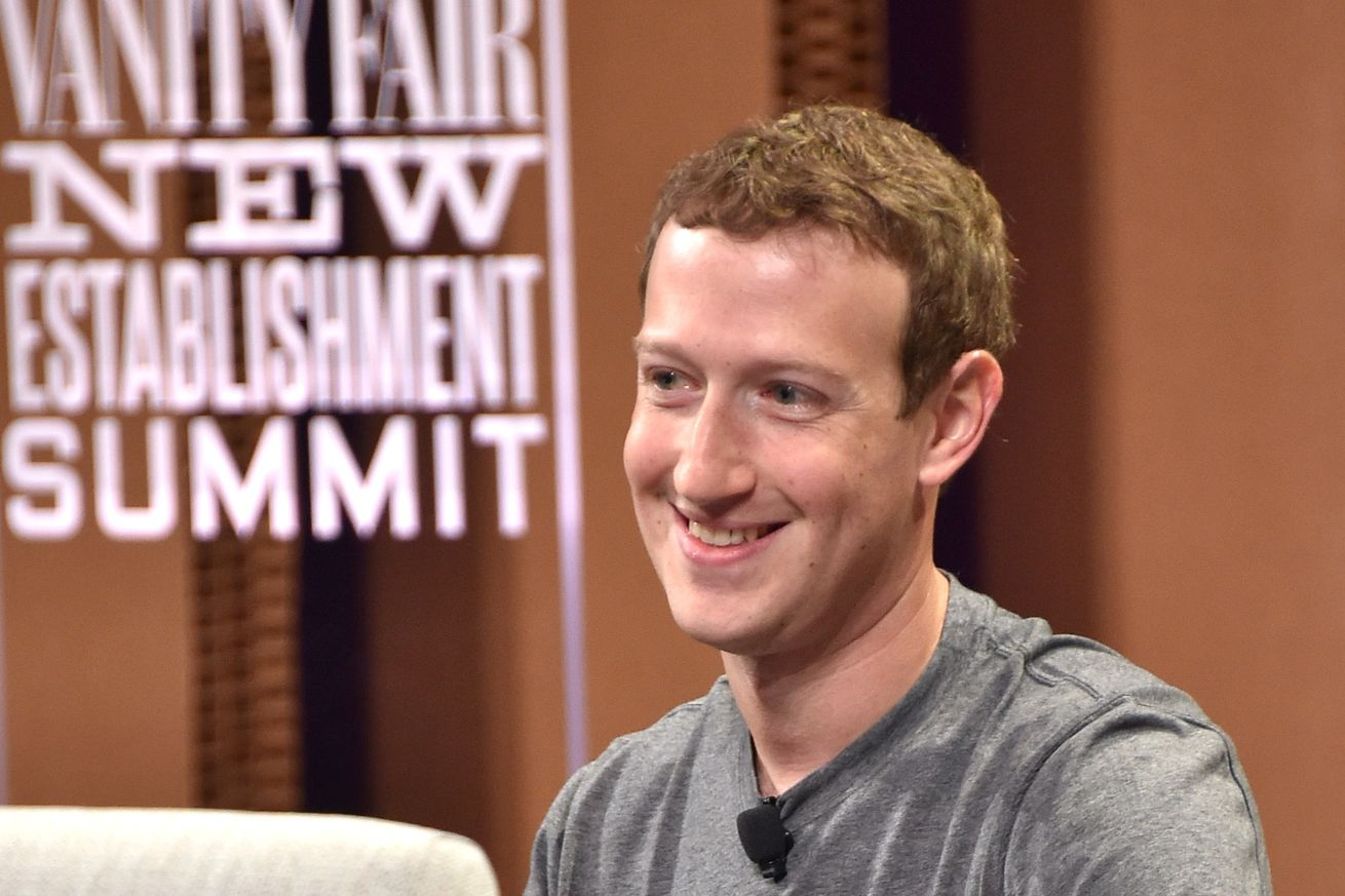 Mark Zuckerberg wants Facebook to have 5 billion users by 2030