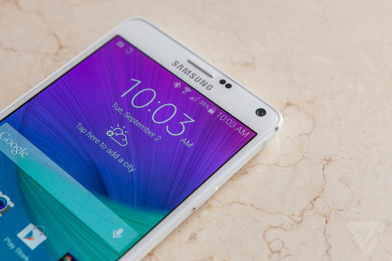 Samsung's Galaxy Note 4 launching in US on October 17th, pre-orders start tomorrow