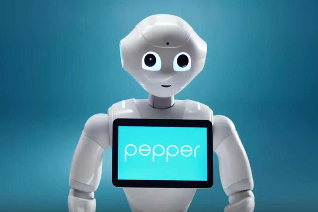 Pepper the robot is getting Android compatibility and a San Francisco home