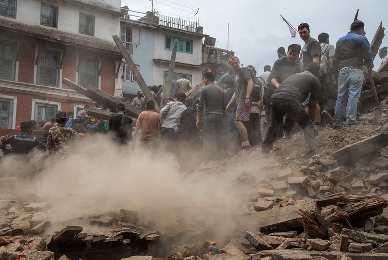 Google opens its Person Finder tool to aid earthquake relief efforts in Nepal
