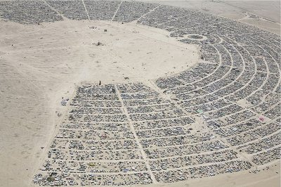 Why Silicon Valley billionaires are obsessed with Burning Man