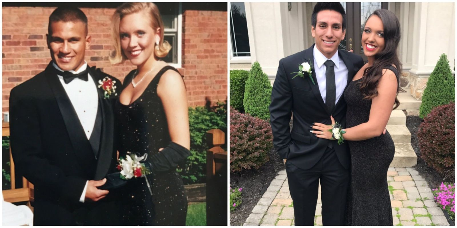 Teens Across America Are Wearing Their Moms' Vintage Dresses to Prom