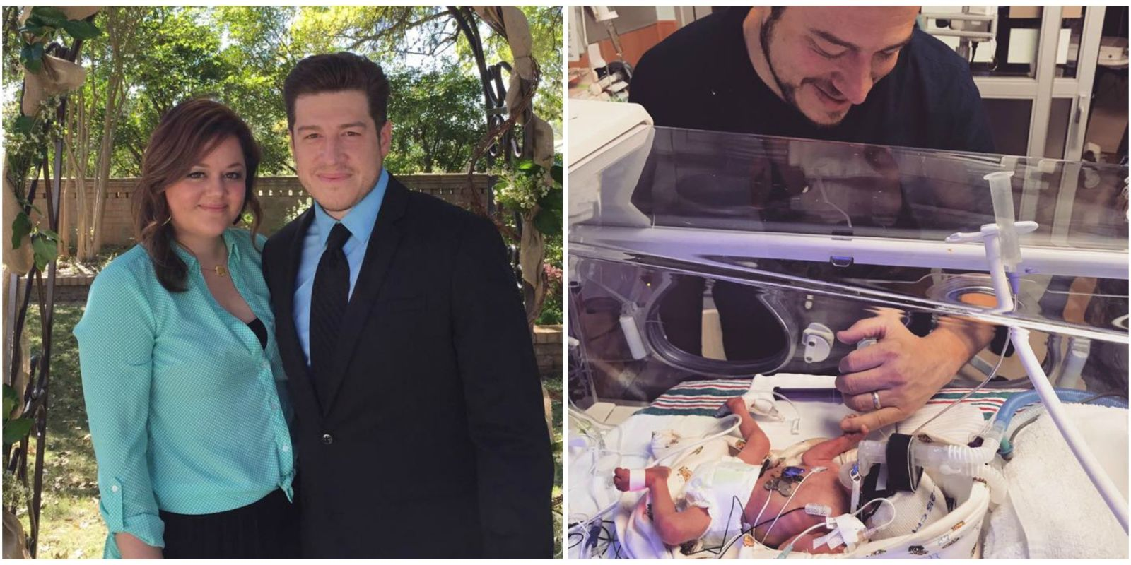 Texas Pastor Asks For Prayers and a Miracle While Wife and Newborn Fight for Their Lives
