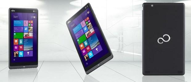 Fujitsu launches pair of business-friendly Windows 8.1 tablets