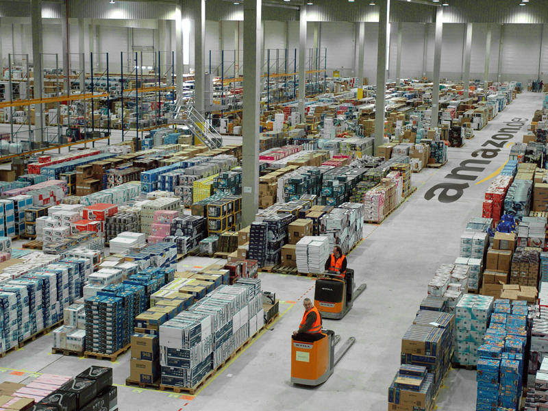 Amazon looking to buy datacenter startup Annapurna Labs for $350m