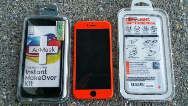 AirMask Colors for iPhone 6 hands-on: Add color and light protection in seconds