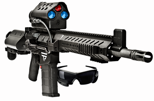 The TrackingPoint 338TP, the Linux Rifle that's accurate up to a mile