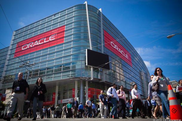 Oracle's Larry Ellison talks cloud catch-up game with Salesforce.com