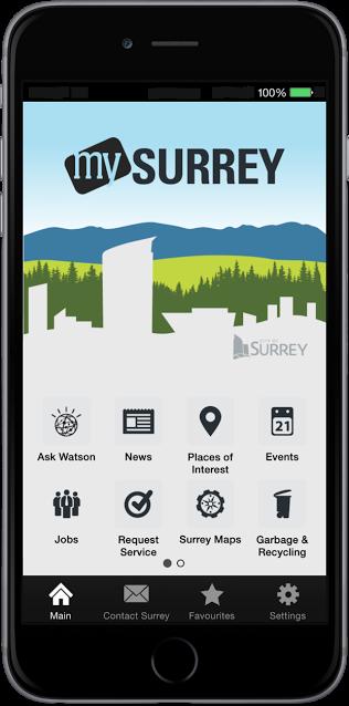 IBM pilots 'Ask Watson' in British Columbia smart city app