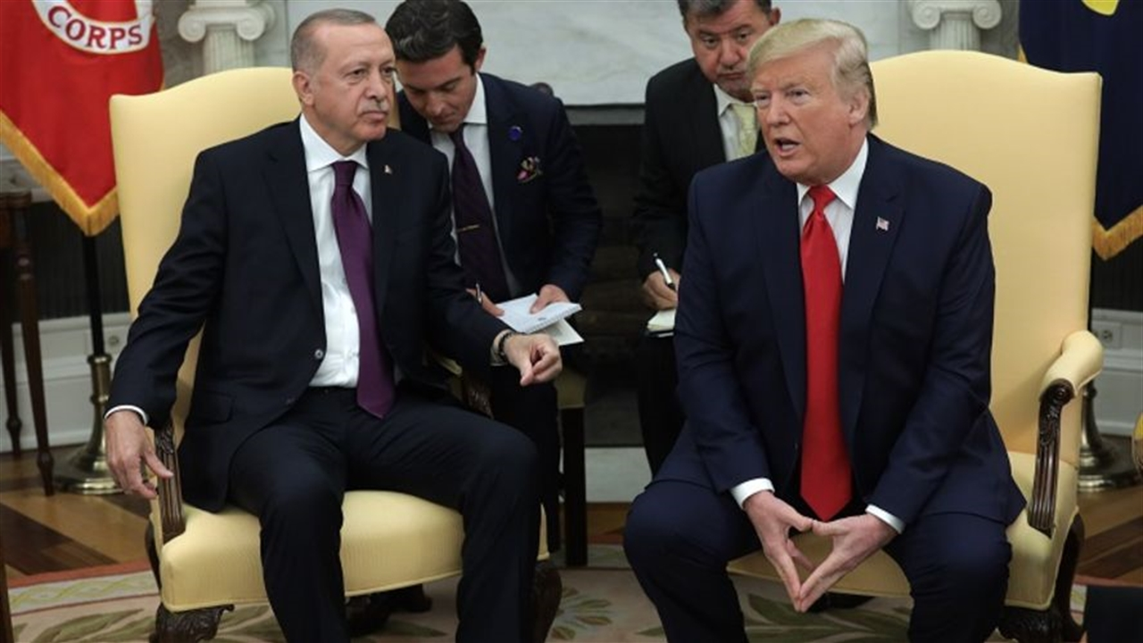 Trump Says He Again Wants $100 Billion Trade Deal With Turkey