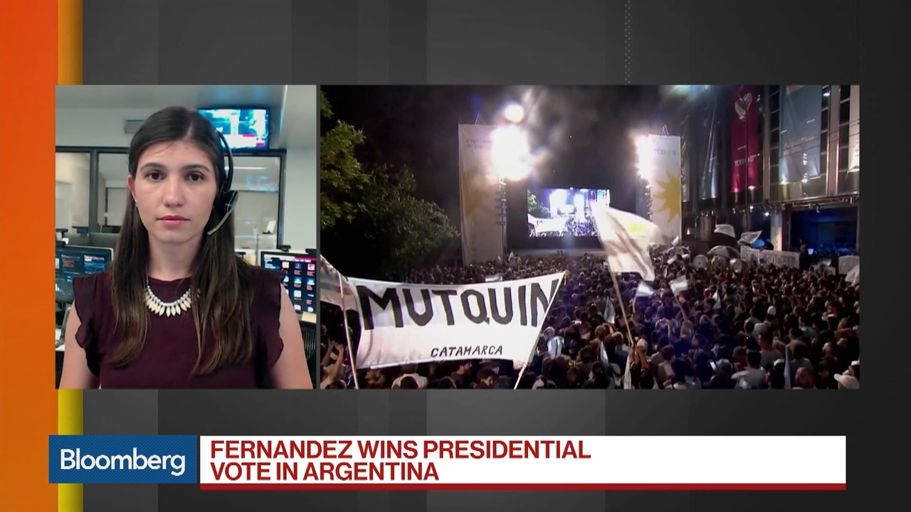 Argentina's President-Elect Picks Mexico For First Trip Abroad