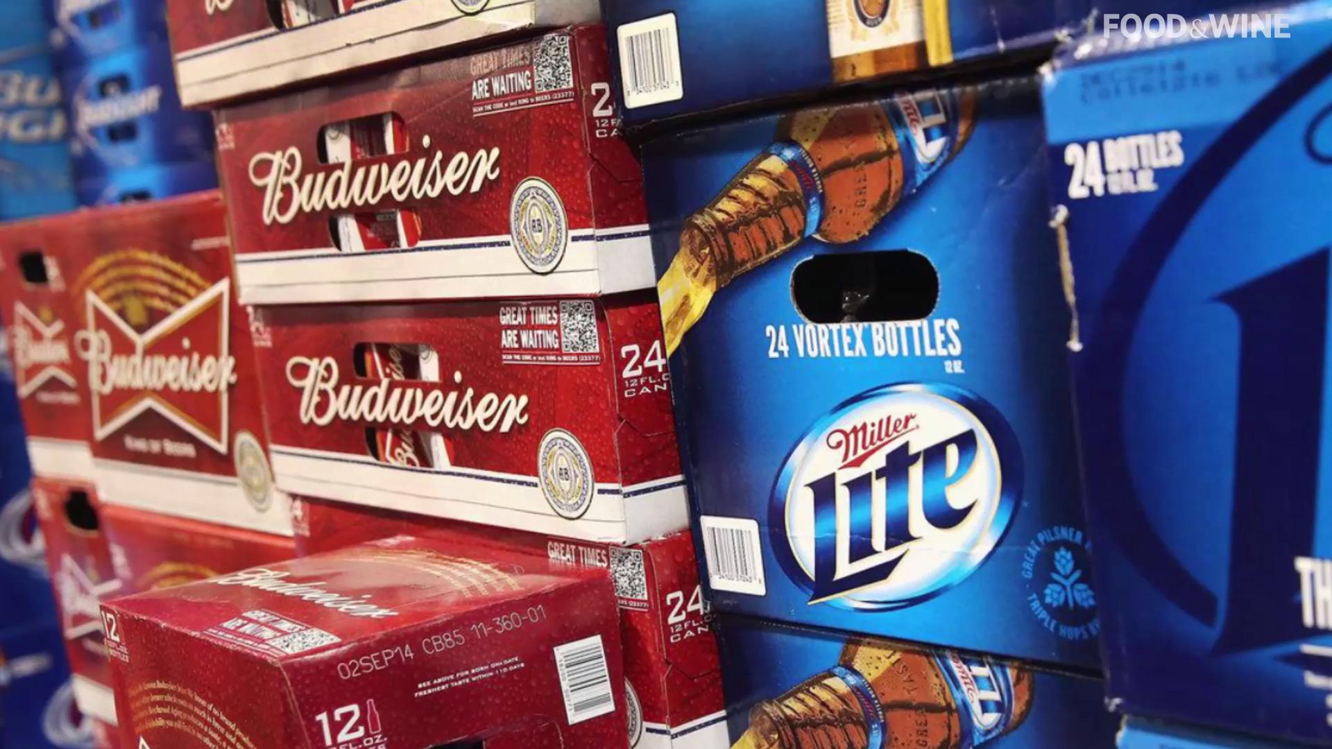 Beer Brands Are Struggling