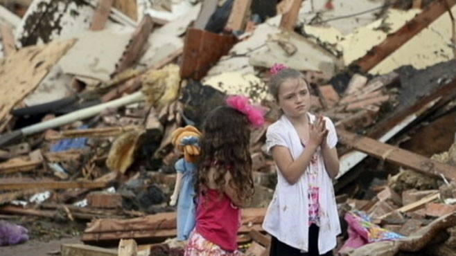 Moore, Oklahoma, Schools Hit Hard by Tornado
