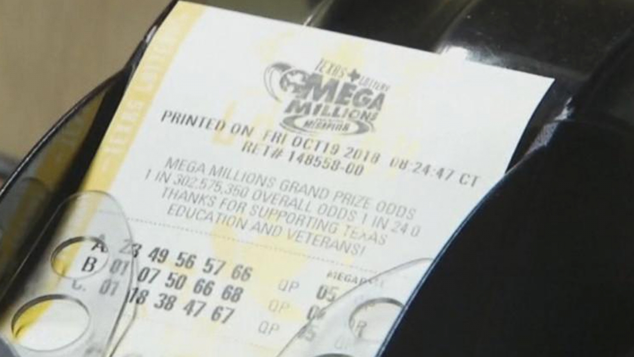 Friday Rewind: Mega Millions jackpot winner
