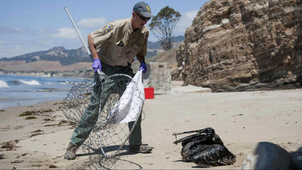 Calif. oil spill: Critics point to company's history of safety violations