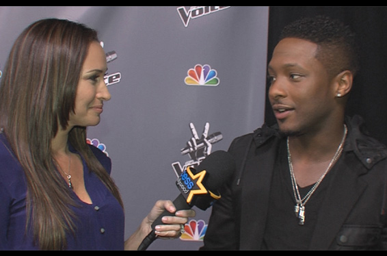 Kris Thomas Eliminated From 'The Voice'