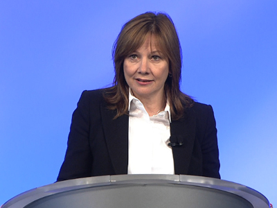 "GM's Mary Barra may be ""toast"" says Noel Tichy"