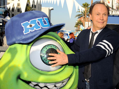 Billy Crystal Is 17 Again for 'Monsters'