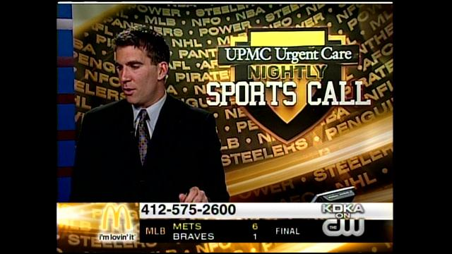 UPMC Urgent Care Nightly Sports Call: June 18, 2013 (Pt. 4)