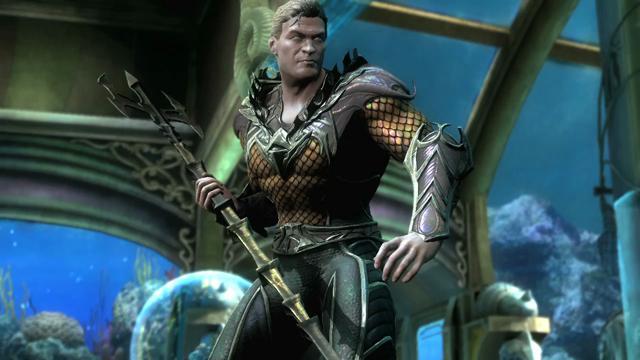 Injustice Cosplay Aquaman Injustice Cosplay