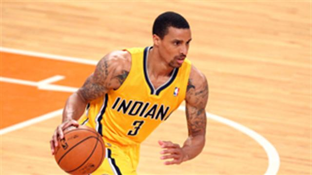 George Hill must pass concussion test