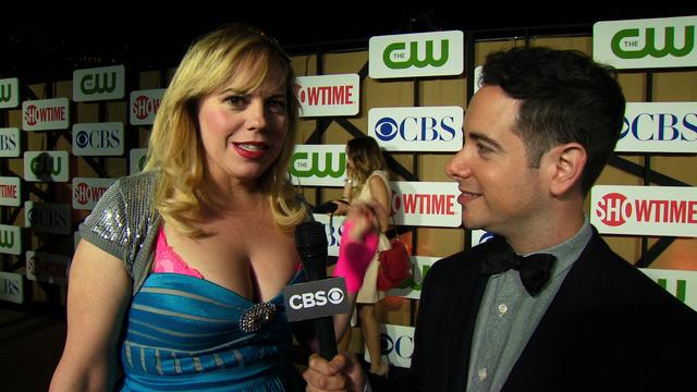 Kirsten Vangsness Weight Loss 2013 Kirsten Vangsness  CBSTV