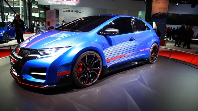 Honda's high performance Civic Type-R