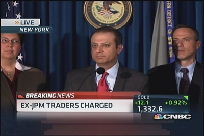Bharara Q&A on 'Whale' charges