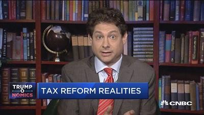 Tax reform has to be bipartisan: Brookings Institution's ...