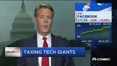 Former FCC commissioner: EU tech tax proposal could boome...