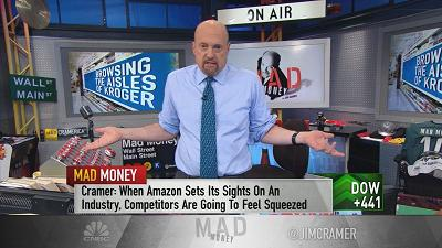 Cramer: Kroger's latest quarter made all the supermarket ...