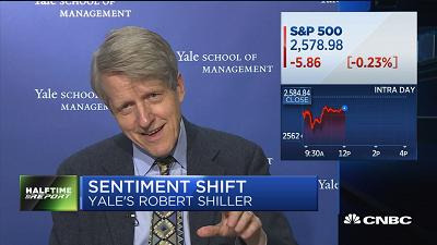 Yale's Robert Shiller: The strength of the 'Trump boom' i...