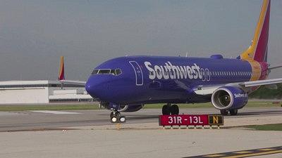 Southwest shares tumble after airline warns of persistent...