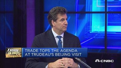 Big issues stand in the way of a China-Canada trade deal,...
