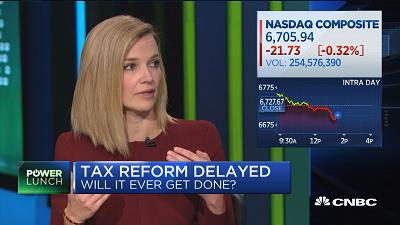 Pimco's Libby Cantrill: Tax reform will get harder from h...