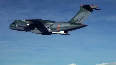 Take a look inside the KC-390, the latest multimission ai...