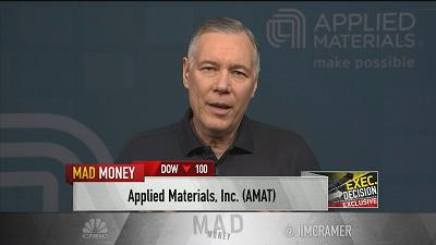Applied Materials CEO: 'The future of competition' is cha...