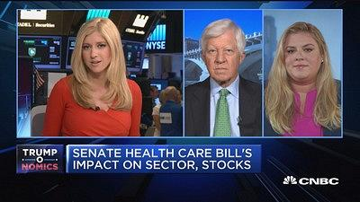 Former Medtronic CEO: This is not a health-care bill; thi...