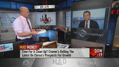 Clorox CEO: 'We are disproportionately benefiting from ta...