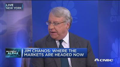 Jim Chanos is skeptical on shale, betting against Continental Resources