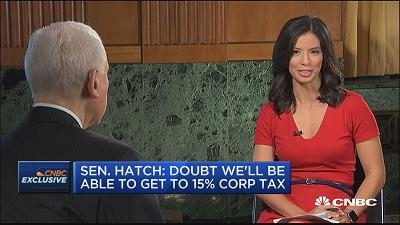 Watch the full interview with Sen. Orrin Hatch