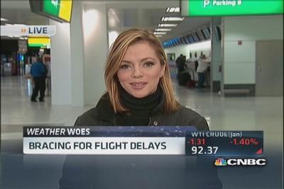 The cost of flight delays