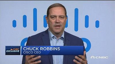 Cisco CEO: We're ushering in a new era of network using A...