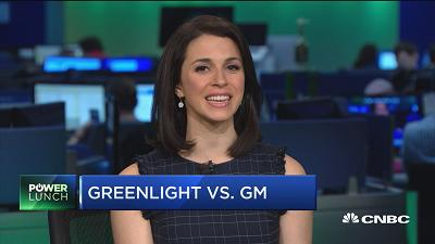 Greenlight's GM letter comes on heels of Ford announcemen...