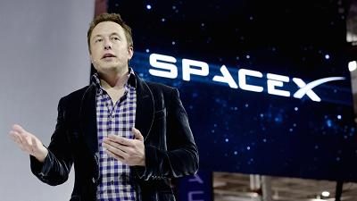 Elon Musk says SpaceX's new rocket has 'a real good chanc...
