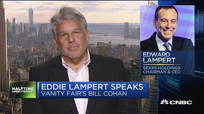 Hedge fund manager Eddie Lampert finally speaks about Sea...