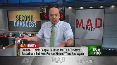 Cramer shares 4 high-quality stocks worth buying into the...