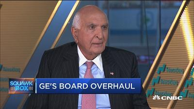 Ex-director Ken Langone: GE's 'destruction' happened after Jack Welch and it could now be 'busted up'