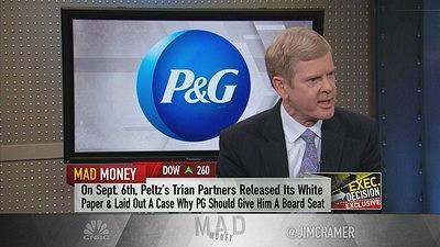 P&G CEO calls Nelson Peltz's proposals 'very dangerous' i...